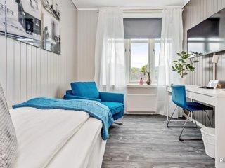 (Room 202) Mogarden- Overnatting sentralt i Orkanger