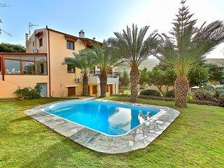 5 bedroom Villa in Karteros, Crete, Greece : ref 5559243