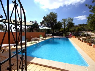 Villa apartment in peaceful area near Historical Loule,Vilamoura Central Algarve