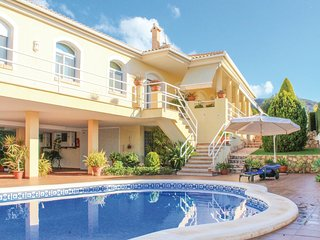 4 bedroom Villa in Cartagena, Region of Murcia, Spain : ref 5582011