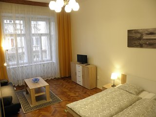 New Cozy Apartment (50m2) - 1 min. walk from OldTown Sq.