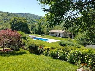 2 bedroom Villa in Roc, Istria, Croatia : ref 5581922
