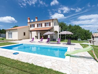 4 bedroom Villa in Cubanici, Istria, Croatia : ref 5581905