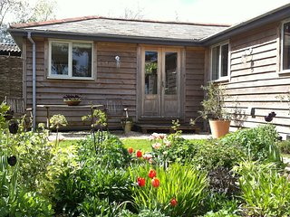 The Little House, stylish and charming cottage for two in West Dorset