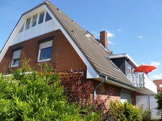 Whg. 5 Suderpiep im Haus Mowenschrei in Busum