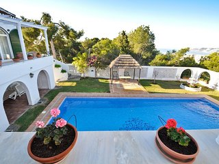 Elegant Villa with Private Pool located on Spectacular Hillside and High Privacy
