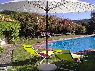 Villa de Charme avec grand jardin, piscine et piano près de Coimbra