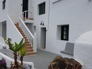 Apartamento adjunto cara sur a casa Rustica Calderones 1.
