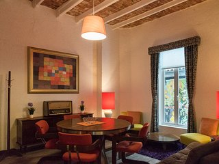 The Fabulous Suite of Villa Mural, ideal couples, near the WTC & Condesa