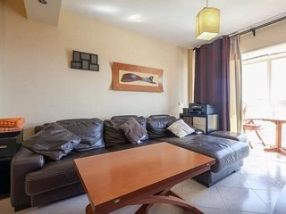 Apartment a short walk away (392 m) from the 'Playa de La Misericordia' in Málag