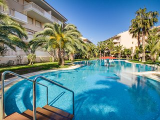 Apartamento Blue Fountain, Con Piscina, Gym y Tenis