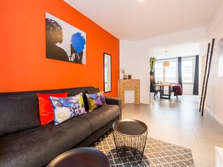300 m from the center of Liège with Terrace, Washing machine (624079)