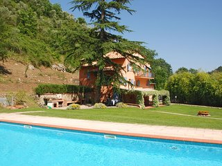 4 bedroom Villa in Montebello Due, Tuscany, Italy : ref 5239278