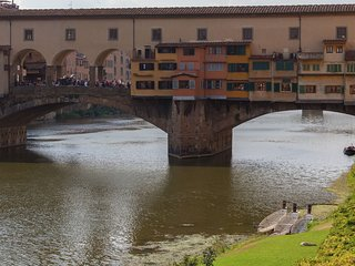 Apartment in the center of Florence with Internet, Air conditioning, Washing mac