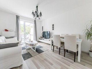 Apartment in Hanover with Internet, Parking, Balcony, Washing machine (707982)