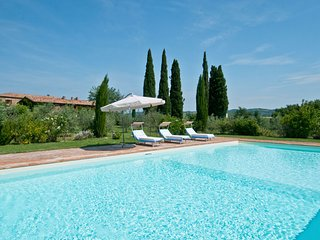 5 bedroom Villa in Argiano, Tuscany, Italy : ref 5240787
