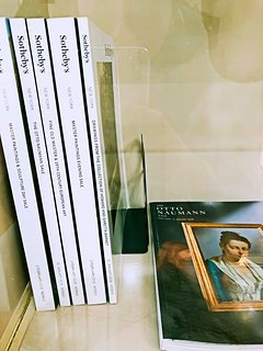 Enjoy reading Sotheby's catalogues