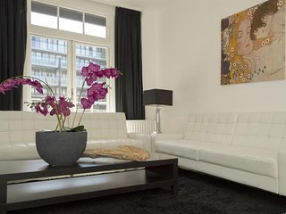 Apartment 542 m from the center of Amsterdam with Internet (458637)