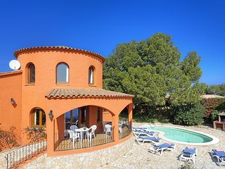 Tamariu Holiday Home Sleeps 8 with Pool - 5425076