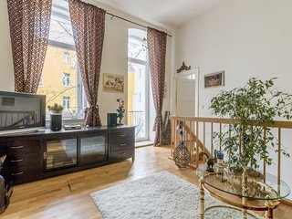 357 m from the center of Hanover with Internet, Parking, Balcony (524934)