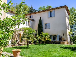 5 bedroom Villa in Les Logissons, Provence-Alpes-Cote d'Azur, France : ref 55823