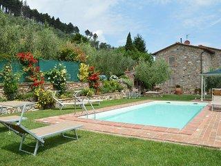 3 bedroom Villa in Dogana di Tiglio, Tuscany, Italy - 5239941