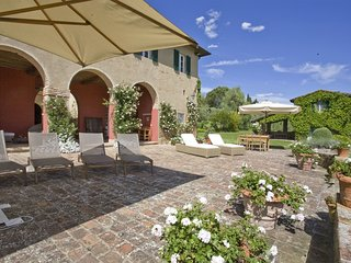 6 bedroom Villa in Colleoli, Tuscany, Italy : ref 5239923