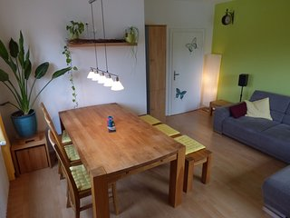 1.2 km from the center of Hanover with Internet, Parking, Washing machine (90869