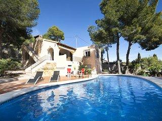 3 bedroom Villa in Casas de Torrat, Valencia, Spain : ref 5556777