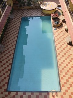 Candolim: Cozy,one BHK furnished apartment close to the beach