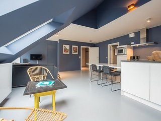 Apartment in the center of Brussels with Lift, Terrace (619477)