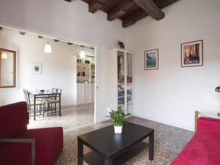 639 m from the center of Venice with Terrace, Washing machine (360621)