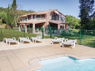 4 bedroom Villa in Gonfaron, Provence-Alpes-Cote d'Azur, France : ref 5565573