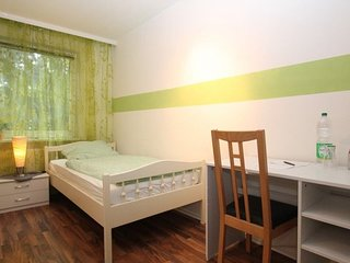 564 m from the center of Hanover with Internet, Parking, Balcony, Washing machin