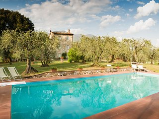 3 bedroom Villa in Segromigno in Monte, Tuscany, Italy : ref 5239259