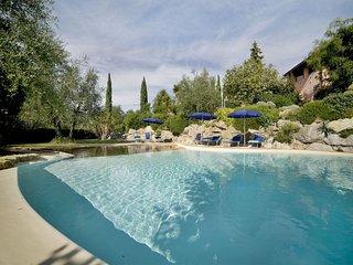 5 bedroom Villa in Borgo San Lorenzo, Tuscany, Italy : ref 5239420