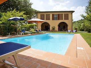 4 bedroom Villa in Colleoli, Tuscany, Italy : ref 5239283
