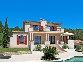 3 bedroom Villa in Seillans, Provence-Alpes-Cote d'Azur, France : ref 5437120