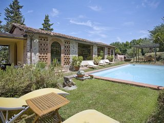4 bedroom Villa in Guamo, Tuscany, Italy : ref 5239269