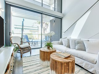 New seaside loft apartment at Coogee Beach
