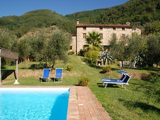 3 bedroom Villa in Matraia, Tuscany, Italy : ref 5239268