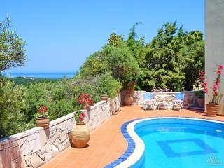3 bedroom Villa in Ano Stalos, Crete, Greece : ref 5228063