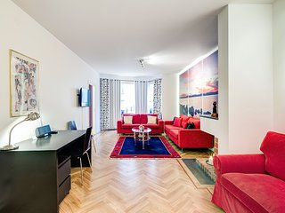 In the center of Stockholm with Internet, Lift, Balcony (443149)