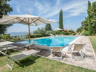 4 bedroom Villa in Rancolfo, Umbria, Italy : ref 5582374