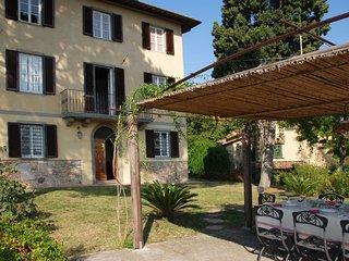 5 bedroom Villa in San Ginese, Tuscany, Italy : ref 5239241