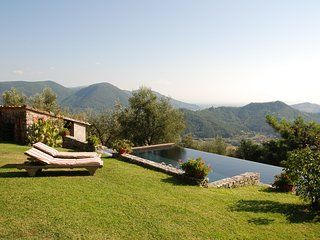 4 bedroom Villa in Balbano, Tuscany, Italy : ref 5239244