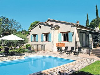 3 bedroom Villa in Carces, Provence-Alpes-Cote d'Azur, France : ref 5437023