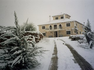 Apartamento I. ' Cortijo los Nogales ' . Finca Villa Ana. 1 dormitorio, 2 pax.
