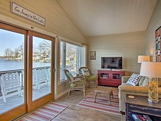 NEW! 3BR Lake George 'Cottage on the Lane' w/Dock!