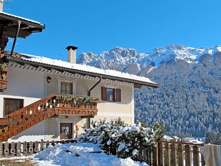 4 bedroom Apartment in Soraga, Trentino-Alto Adige, Italy : ref 5437865